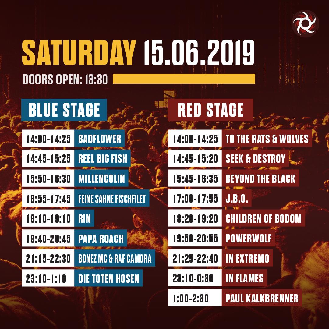 Festival Gewinnspiel 2019